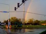 Saturday Rainbow