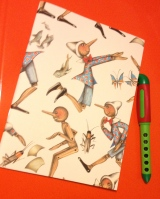 Pinocchio Notebook and Peppa PencilCase
